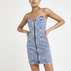 river-island-light-blue-zip-denim-mini-dress-UpoyGdpijrZ7kvX6A4G4GwQSCoJ3N-300