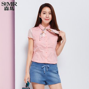 semir-semir-summer-new-women-korean-casual-plain-cotton-square-neck-short-sleeve-shirts-red-YdbvYWcTA1c5eMR6PB516EJry3Y9vV3hvKGk7xB3DD7QRvKwGfm-300