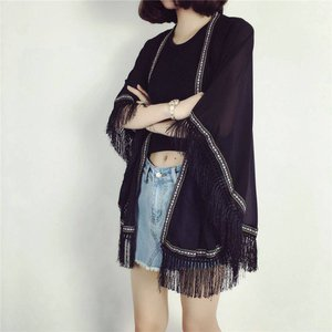oem-summer-national-wind-tassel-top-womens-shawl-coat-chiffon-shirt-long-paragraph-cardigan-beach-resort-sun-protection-clothing-solid-color-black-rYbvc5ddXncvUM9aoBJ3ncNg5vXVg3fSj6Un2Ja33QwPkSA2fSF-300