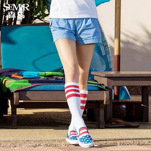 semir-semir-summer-new-women-casual-solid-color-cotton-shorts-lake-blue-UCbMxqrHkFbWxM1ozzvGakWYFnCAHyyMDDz4y7f3gaM4zdM3Gwz-300