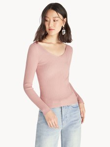 pomelo-fashion-ribbed-long-sleeve-top-pink-hGJ3QupZXVkmQgENVhRLksZHe35H6v-300