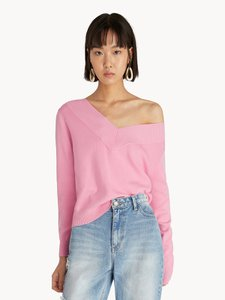 pomelo-fashion-v-neck-sweater-pink-AGYpHCCpzVcmX2wRXpRk7GZvNh6dL2-300
