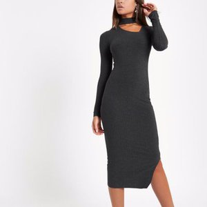 river-island-dark-grey-rib-choker-bodycon-midi-dress-nJrLLp17HtFazguTB48tjBLvgoudG-300