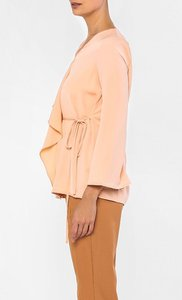 fv-basics-claire-drape-with-side-knot-in-peachy-orange-iGioDacyhFqNtixk4kRqnaG5BurKZq-300