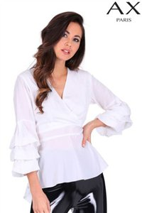 next-ax-paris-wrap-ruffle-sleeve-blouse-2SXMBLbxA2xEpGNveQdV8-300